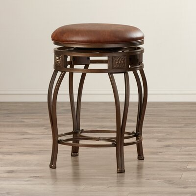Copenhagen 26 inch Swivel Bar Stool with Cushion