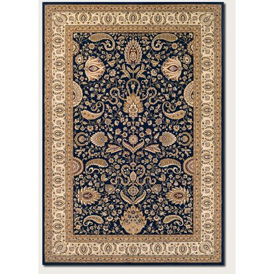 Hampstead Navy/Cream Area Rug