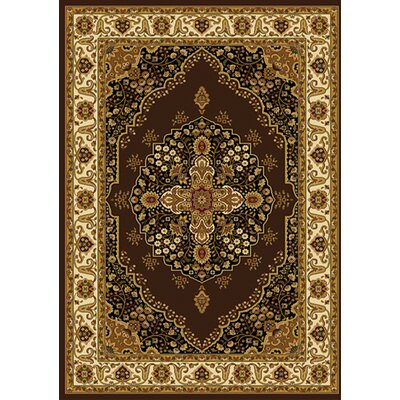 Caterina Brown Area Rug
