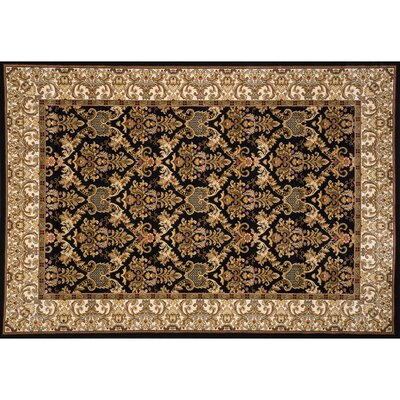 Biarritz Black Area Rug