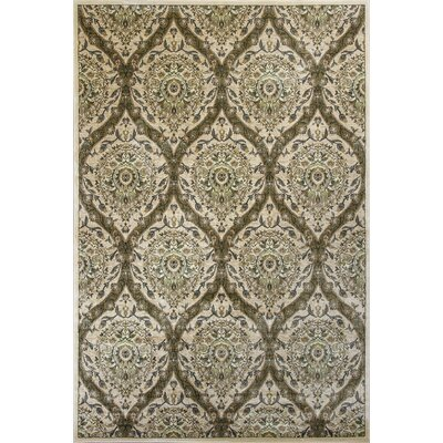 Newfoundland Ivory Area Rug Rug Size: Rectangle 22 x 37