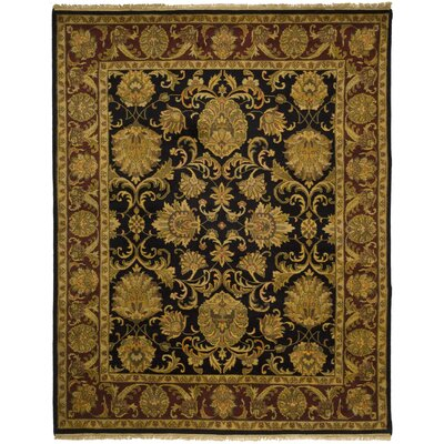 Connecticut Hand-Knotted Area Rug Rug Size: 10 x 14