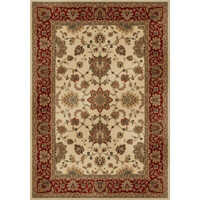 Bergues Ivory Area Rug