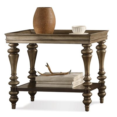 Versailles Chairside Table