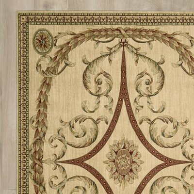 Yardley Beige Area Rug