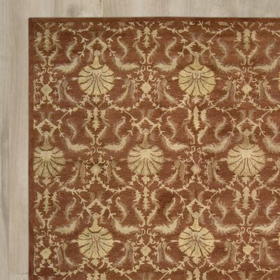 Gibson Hand-Tufted Beige/Brown Area Rug