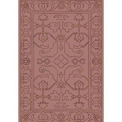 Singita Hand-Woven Beige Area Rug Rug Size: 6 x 9