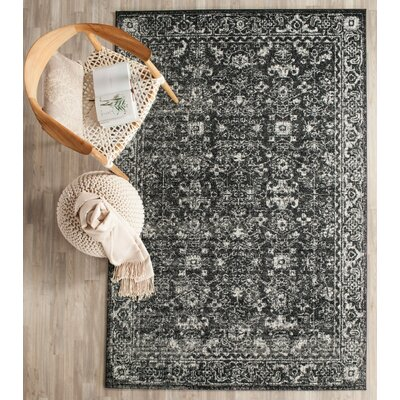 Bellagio Charcoal/Ivory Area Rug