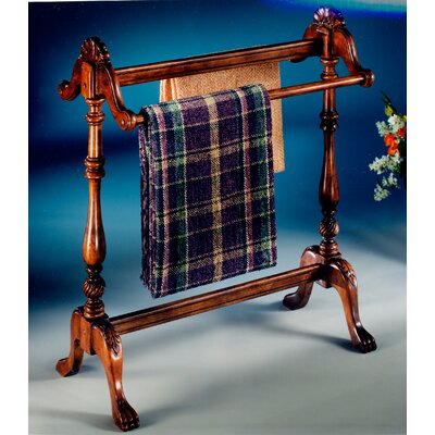 Baham Plantation Cherry Quilt Rack I
