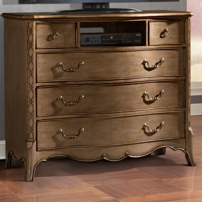 Bainbridge 5 Drawer Media Chest
