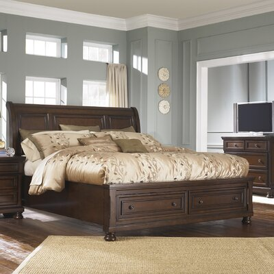 Hanley Platform Bed Size: King