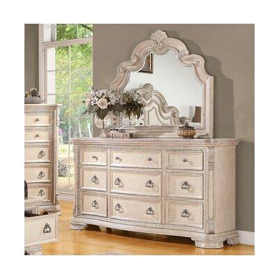 Esplanade 9 Drawer Standard Dresser