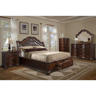 Alanya Panel Bed