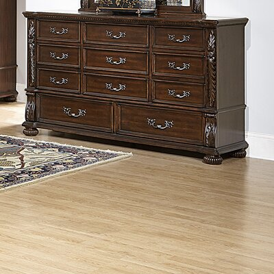 Clarens Court 11 Drawer Dresser