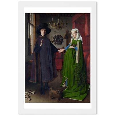 Arnolfini Portrait Framed Painting Print