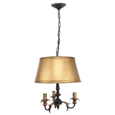 Belhaven 3 Light Mini chandelier