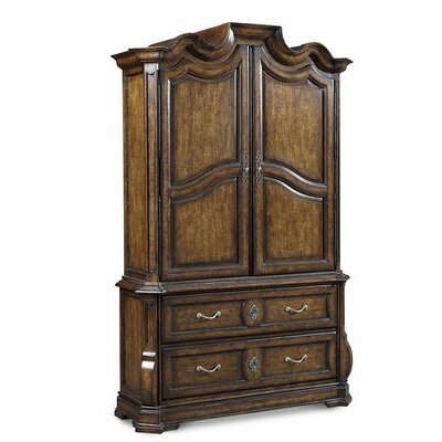 Sofitel Armoire Base Finish: Nutmeg