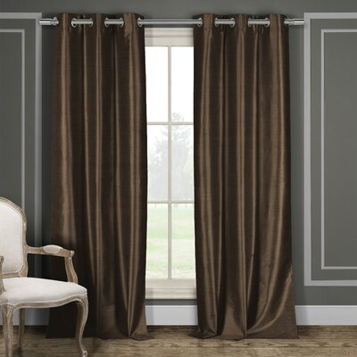 Astoria Grand Corkermain Blackout Curtain Panels