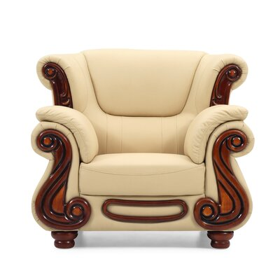 Baisden Club Chair Color: Beige ASTG3321 32409129