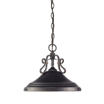 Baldwin Inverted Pendant