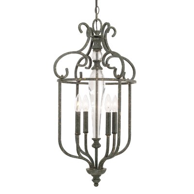Balster 4-Light Foyer Pendant