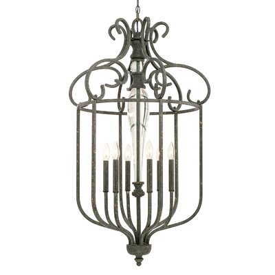 Balster 6-Light Foyer Pendant