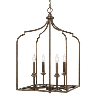 Banfield 4-Light Foyer Pendant