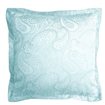 Balderston Throw Pillow Color: Spa Blue