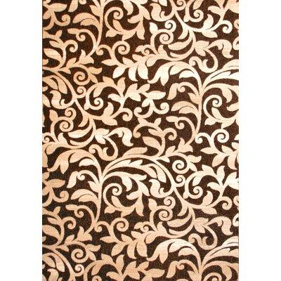 Barrington Brown/Ivory Indoor/Outdoor Area Rug