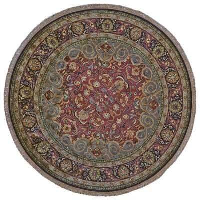 Barcroft Area Rug Rug Size: Round 8