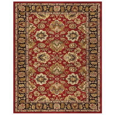 Baskett Rug Rug Size: 5 x 8