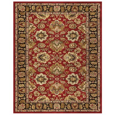 Baskett Rug Rug Size: 8 x 11