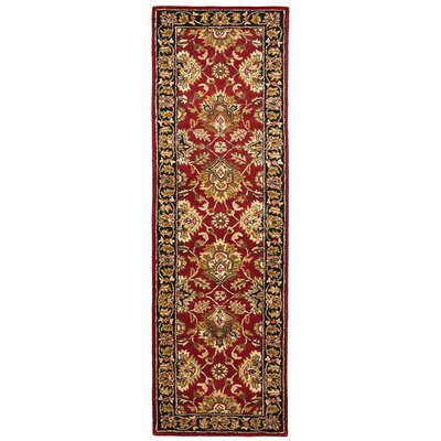 Baskett Rug Rug Size: Runner 23 x 8