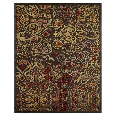 Barry Area Rug Rug Size: Rectangle 53 x 76