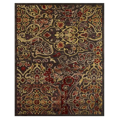 Barry Area Rug Rug Size: 53 x 76