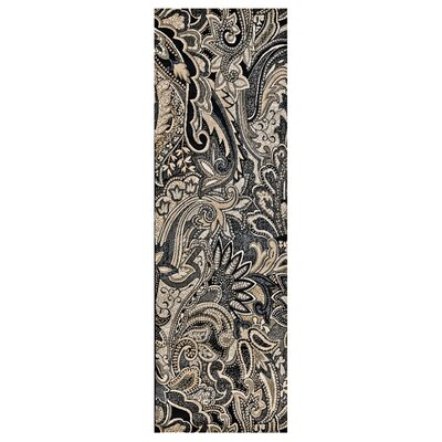 Aghaleck Area Rug Rug Size: Runner 21 x 71