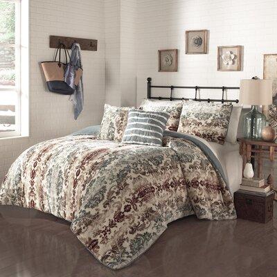 Barnhill 5 Piece Comforter Set