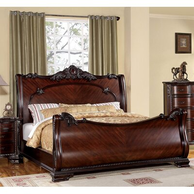 Barstow Sleigh Bed Size: California King