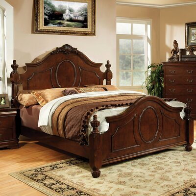 Carnaff Panel Bed
