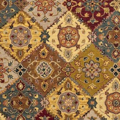 Balthrop Floral Area Rug Rug Size: 9 x 12