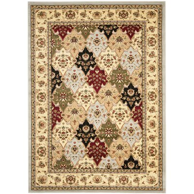 Barton Gray Area Rug Rug Size: Rectangle 8 x 11