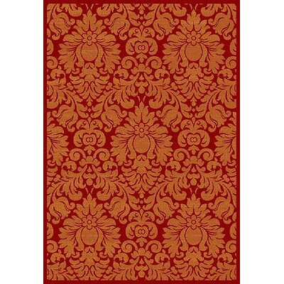 Cargin Red Rug Rug Size: 2 x 37