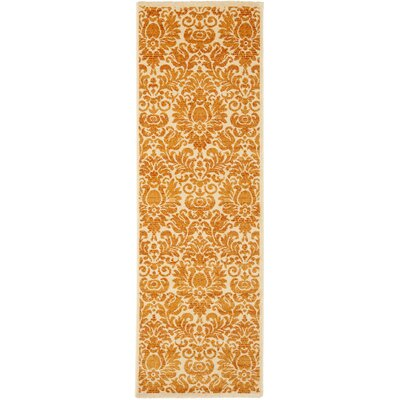 Cargin Red Indoor/Outdoor Area Rug Rug Size: Runner 24 x 67