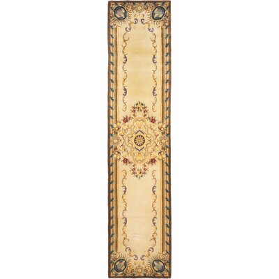Loren Tan Assorted Area Rug Rug Size: Runner 26 x 10