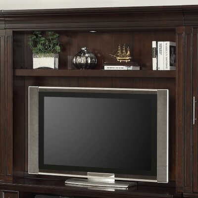 Villanova Bookcase TV Hutch