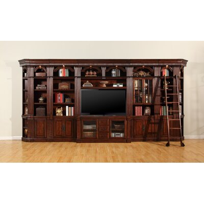 Wakefield 8 Piece Entertainment Center