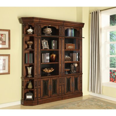 Victoria 3-Piece Library Wall