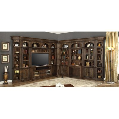 MacArthur L-Wall Entertainment Center