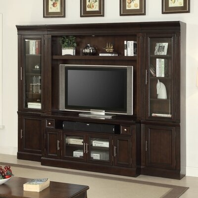 Koval Wood Entertainment Center