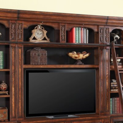 Victoria Bookcase TV Hutch
